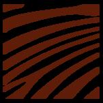Samolepka na zeď: Zebra výřez (1311) na stěnu