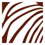 Samolepka na zeď: Zebra výřez D (1315) na stěnu