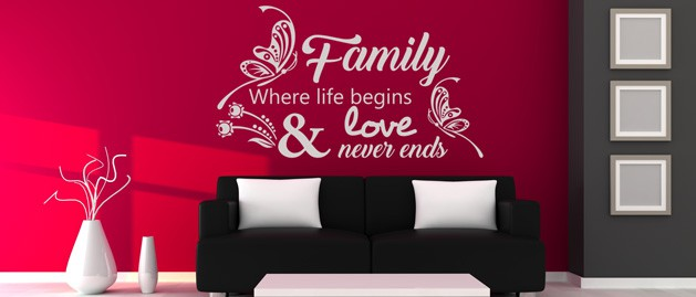 Family where life begins