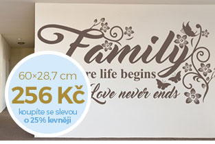 Family where life (1993)