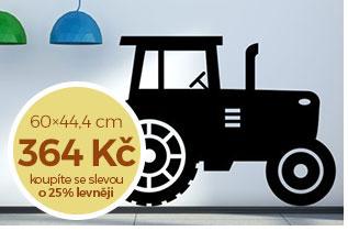 Traktor na stěnu (1939)